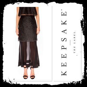 Keepsake The Label Sundream Lace Skirt